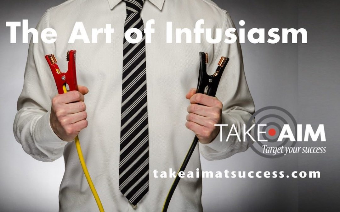 The Art of Infusiasm